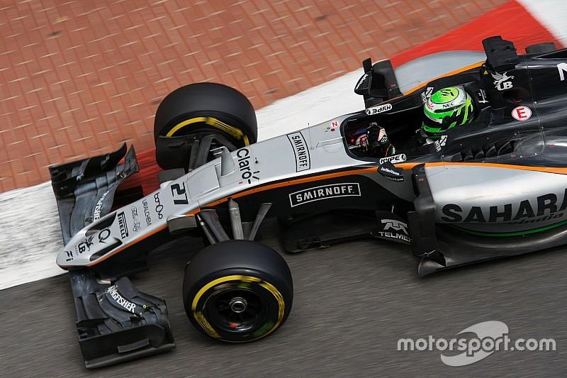 Force India визнає, що помилка в стратегії вартувала Хюлькенбергу першого подіуму