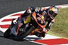 Moto3 Barcelona: Binder machtig naar pole, Bendsneyder knap veertiende