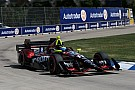 Sebastien Bourdais siegt bei IndyCar-Samstagsrennen in Detroit