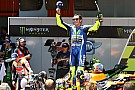 ロッシ「MotoGPキャリアで最高の勝利だ」