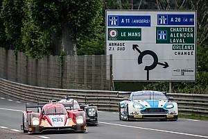 24 heures du Mans Actualités Eurasia surpris par son niveau en tête du LMP2