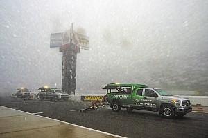 Monster Energy NASCAR Cup Son dakika Hava durumu, NASCAR Pocono yarışının ertelenmesine neden oldu
