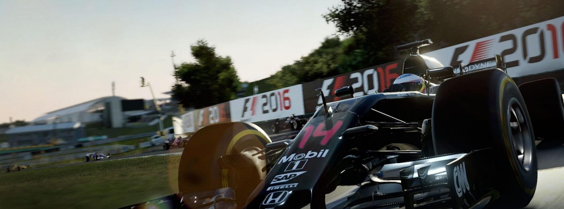 F1 2016: az új karrier móddal 10 szezont versenyezhetünk