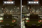 Ilyen a legújabb Need for Speed minimum, közepes és maximum grafika mellett