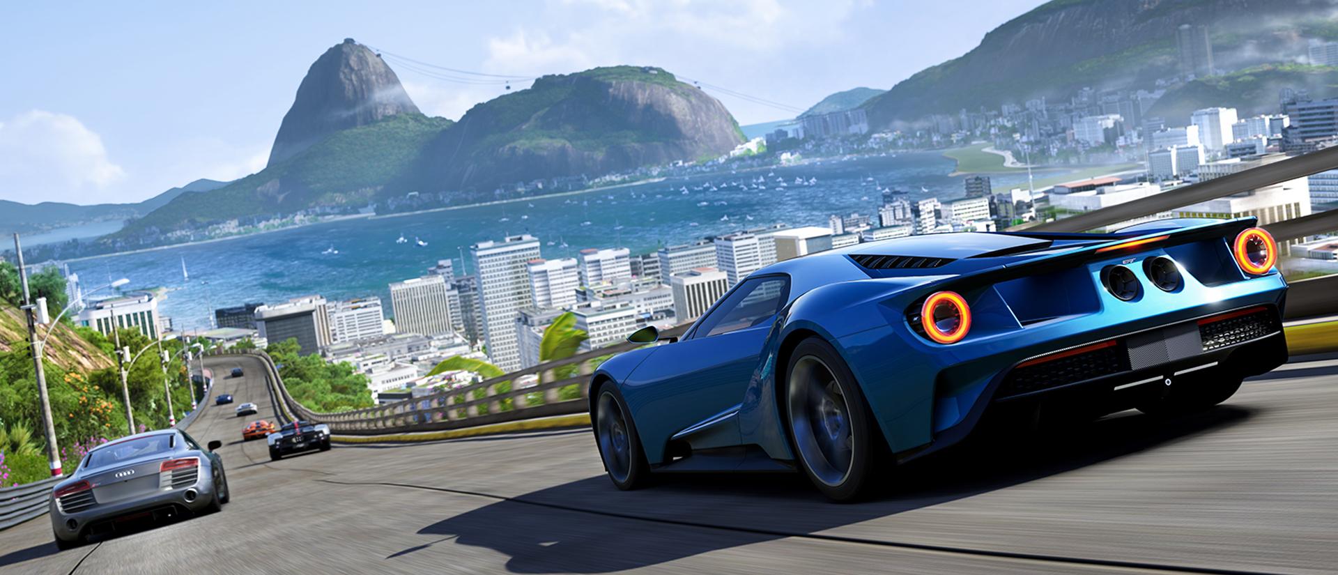 Forza Motorsport 6: Új játékmenet videó