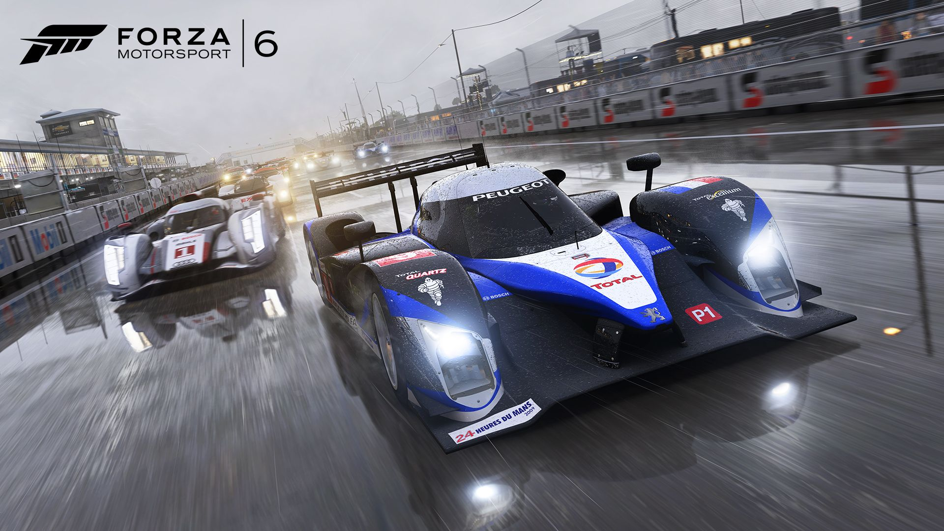 Forza Motorsport 6: Lélegzetelállító képek érkeztek a játékról