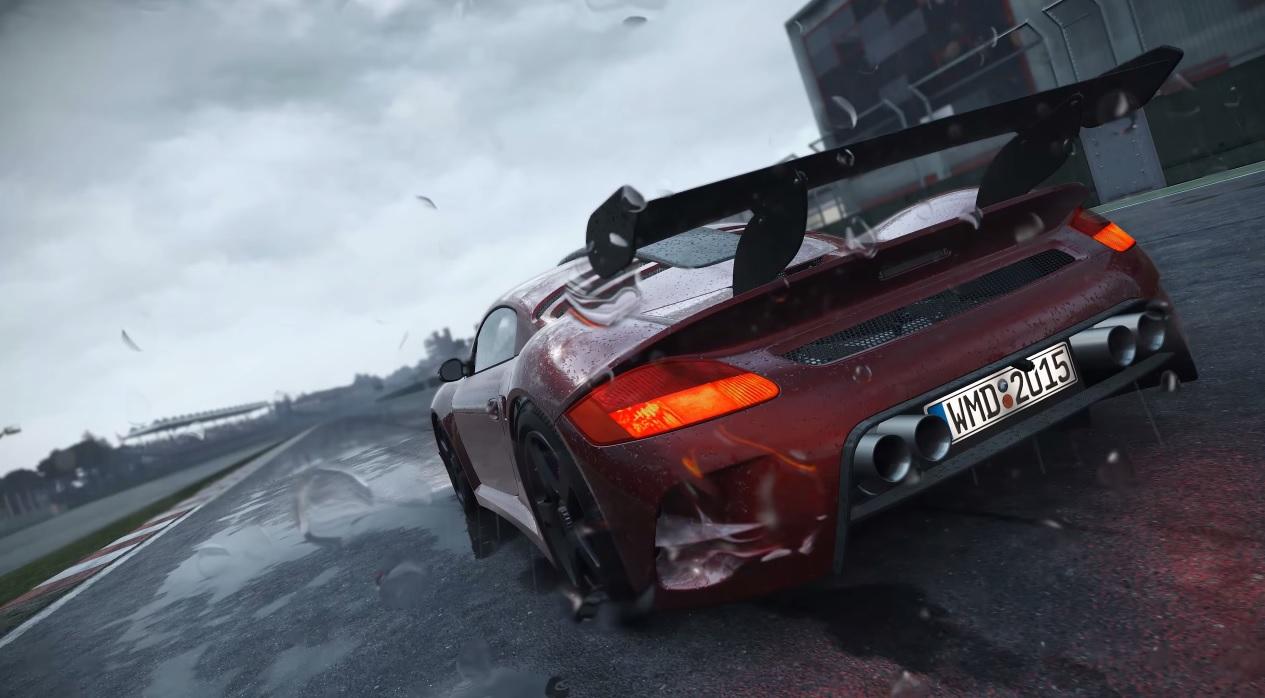 Project CARS: Csúcsgrafikát kap a játék
