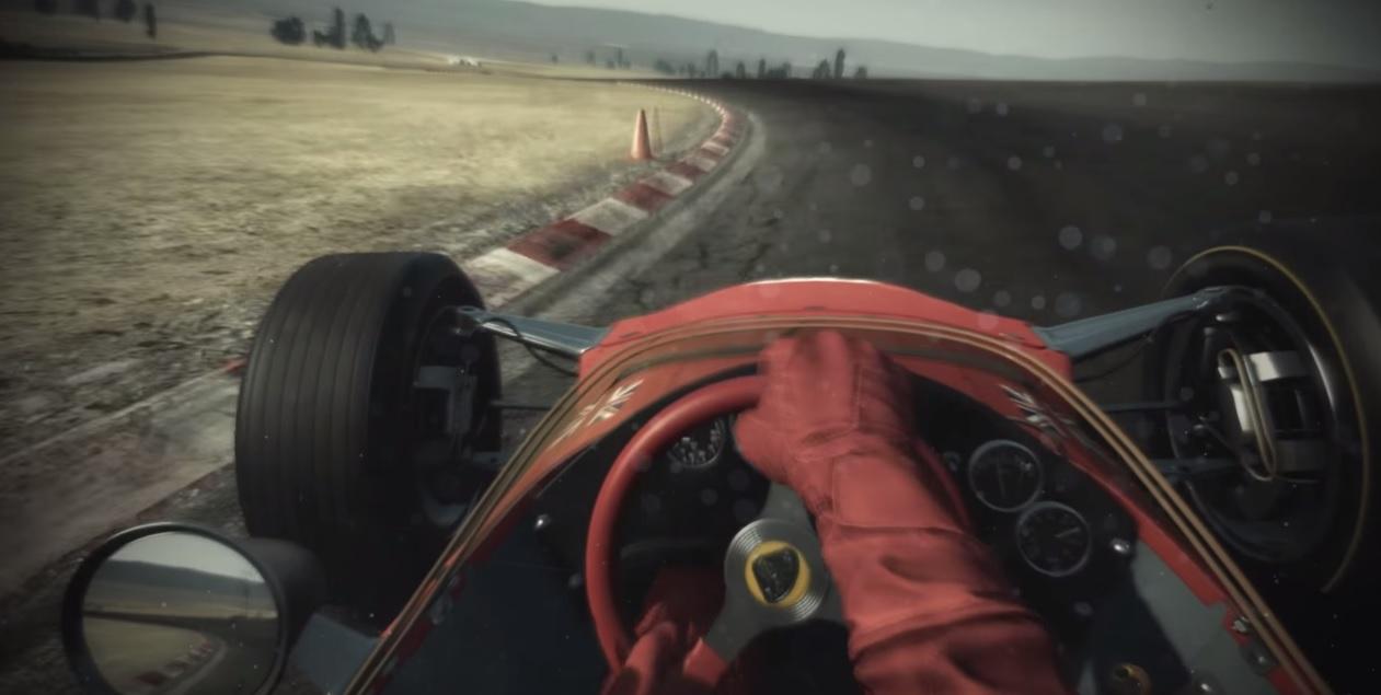 Project CARS: Ilyen, amikor a Lotus 49 Cosworth volánja mögött csapatod neki