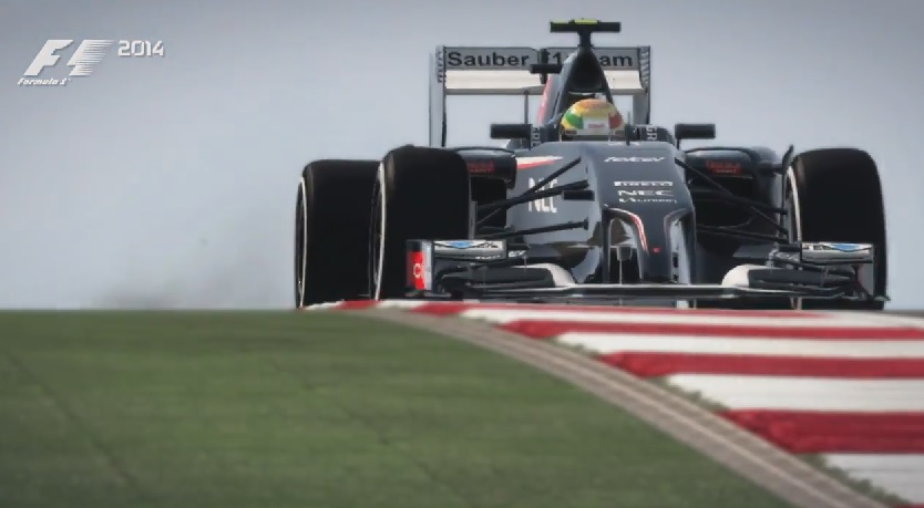 F1 2014: Pályabejárás az amerikai Austinban