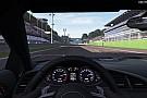 Project CARS: Ilyen az Audi R8 V10 Plus volánja mögött tolni Monzában
