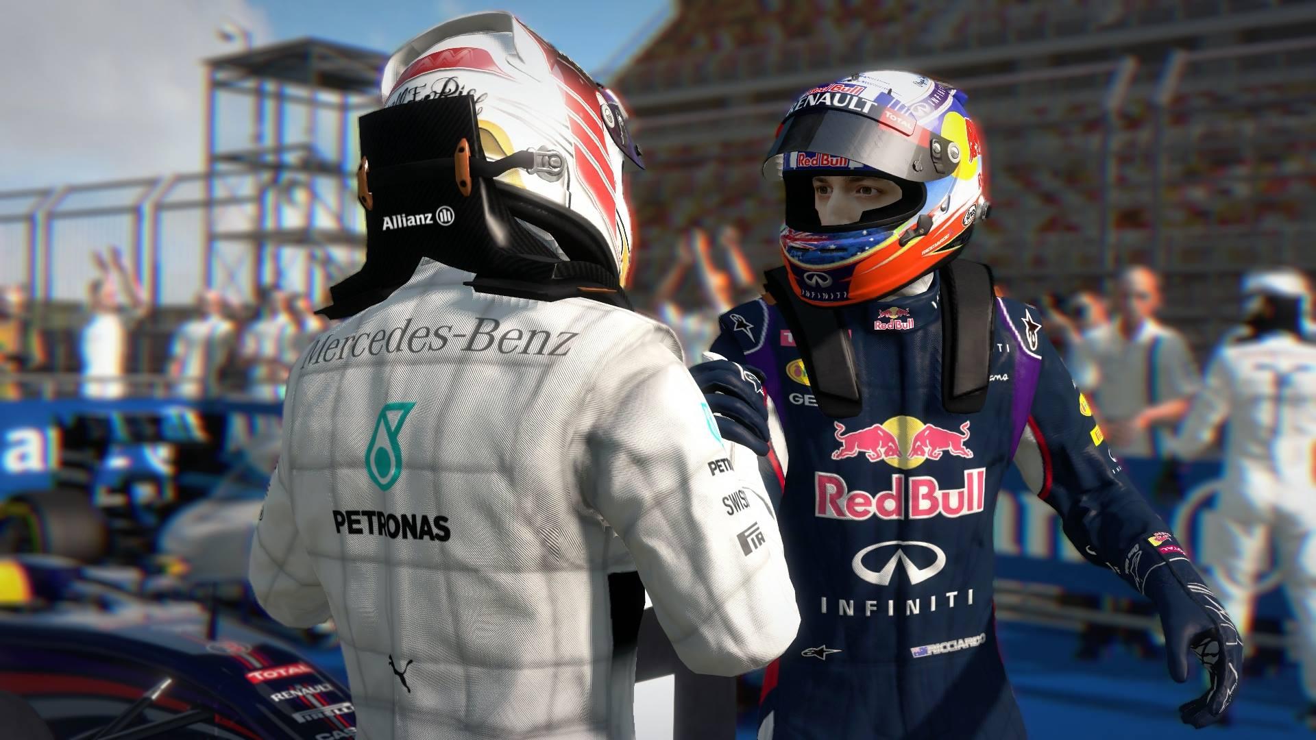 F1 2014: Új képek érkeztek a játékról