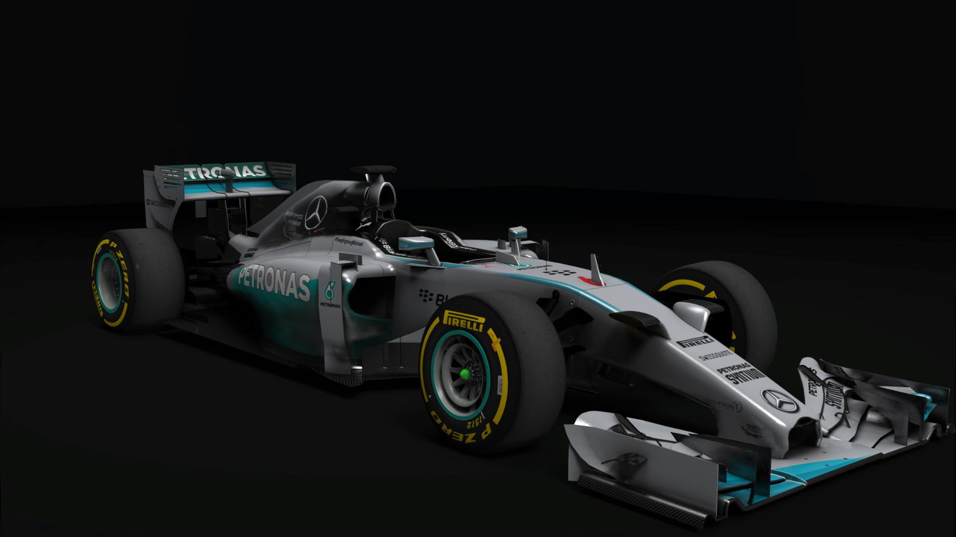 Ez már most jobb, mint az F1 2014 játék lesz valaha is? Egy remek mod az Assetto Corsához
