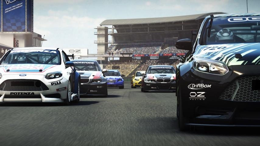 GRID Autosport: Ilyen az utcai autóverseny a játékban