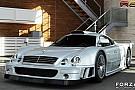 Forza Motorsport 5: A legendás Mercedes-Benz CLK GTR