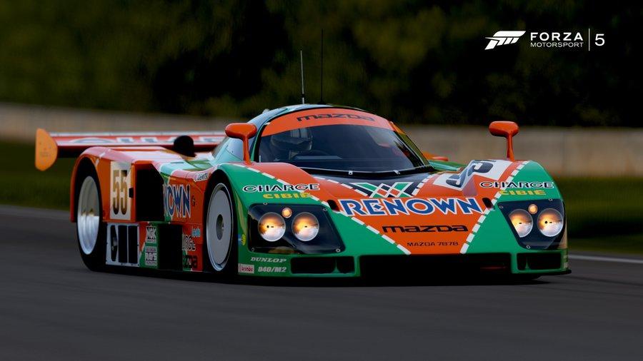 Forza Motorsport 5: Száguldás a Mazda prototípusával