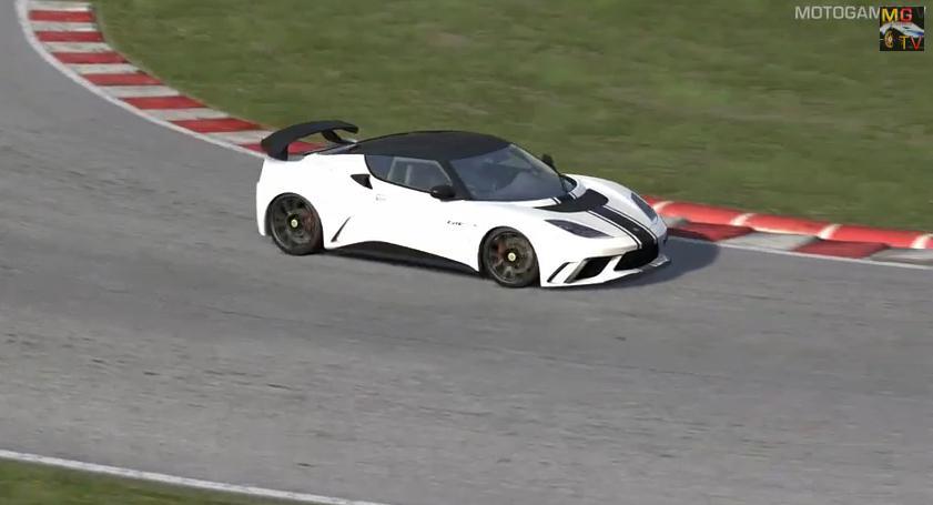 Assetto Corsa: Tesztelés alatt a Lotus Evora GTE