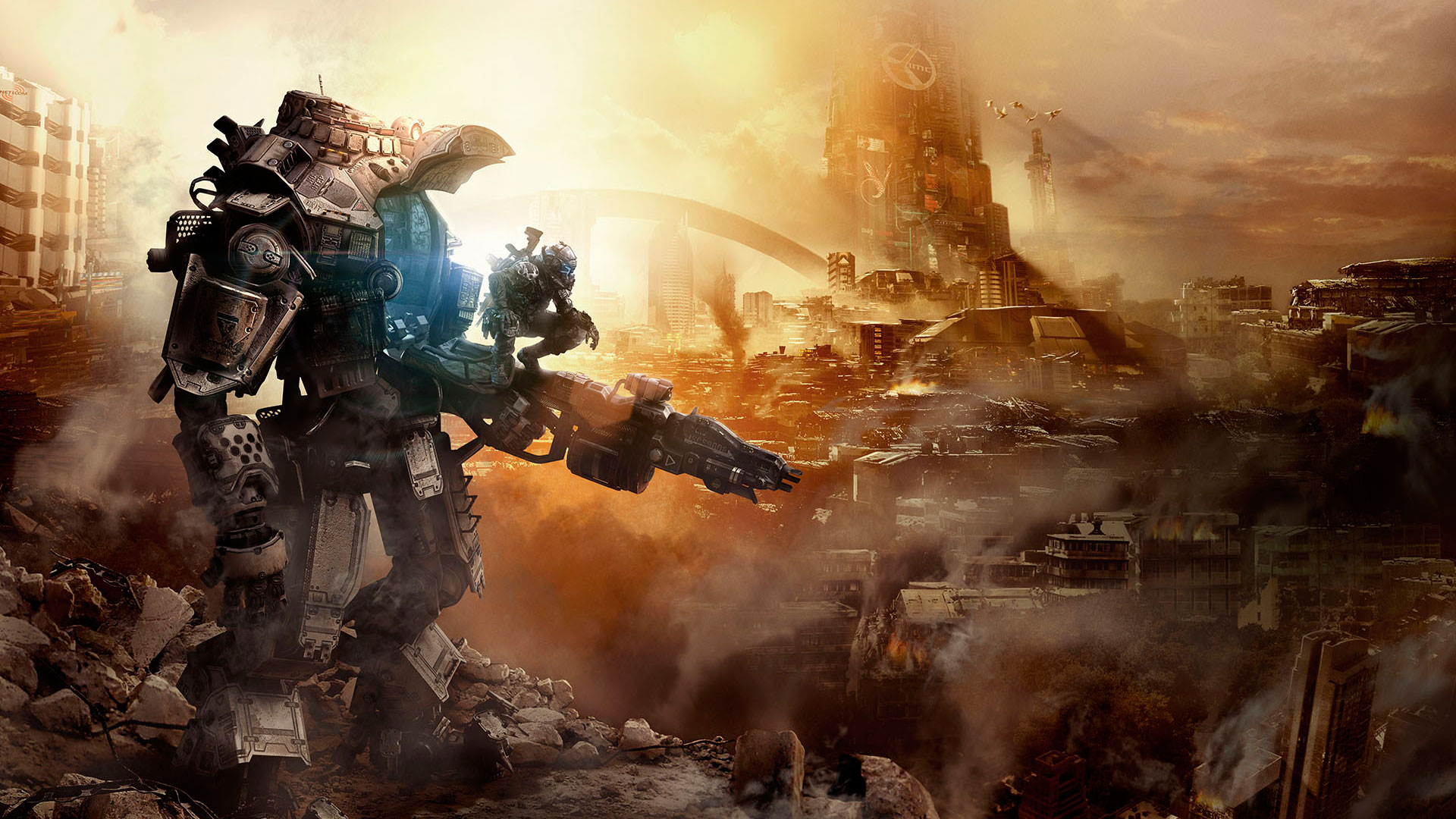 Titanfall: Új trailert kapott a játék