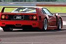 Assetto Corsa: Száguldás a legendás Ferrari F40-essel