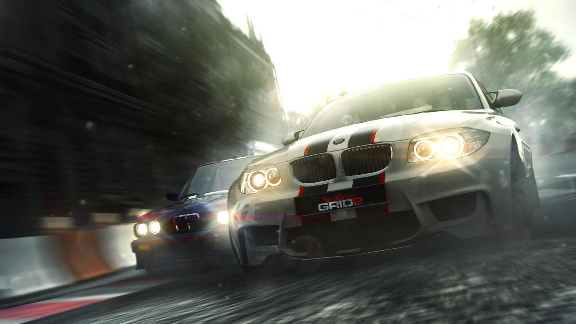 GRID 2: Az első játékmenet trailer