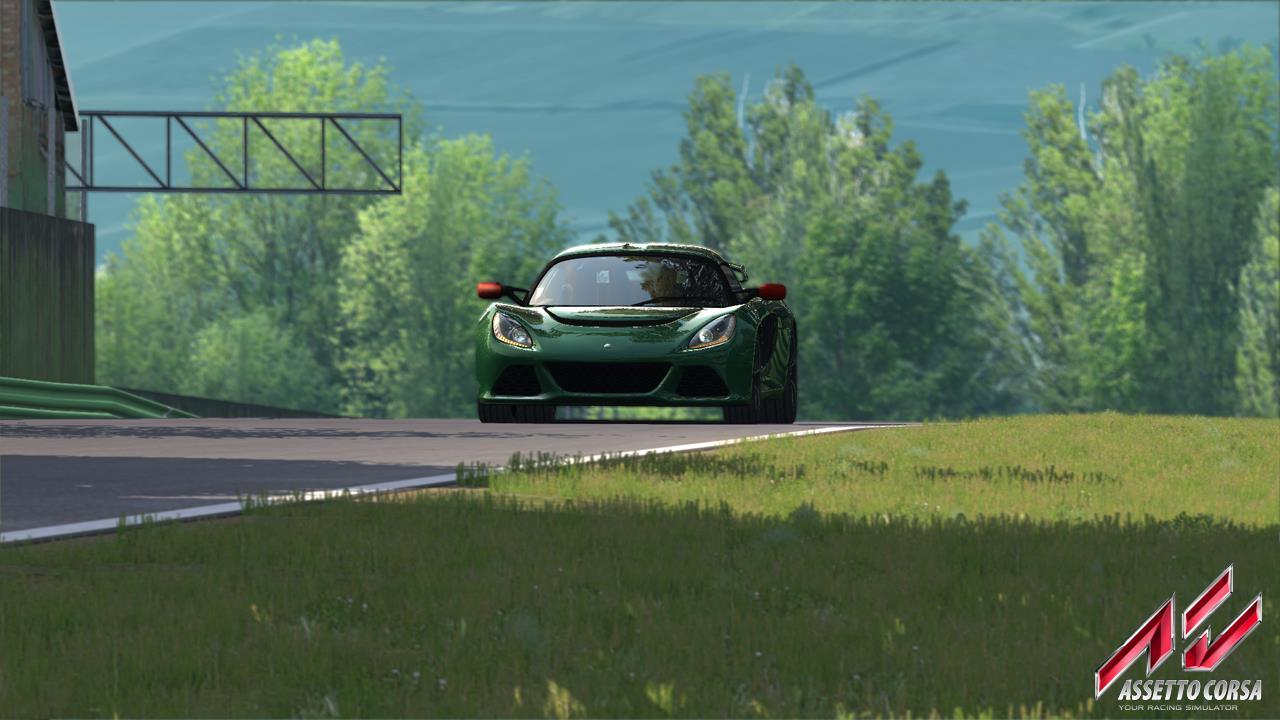 Assetto Corsa: Micsoda csúszások a szimulátoros játékban!