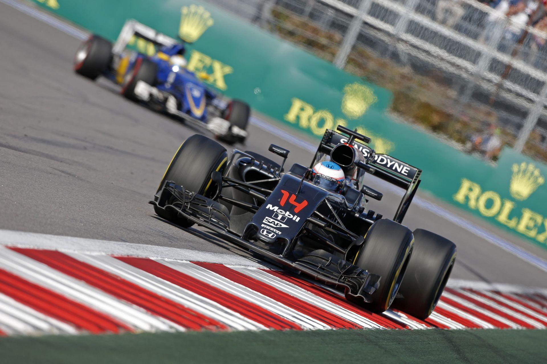 Egy teljesen új McLaren-Hondát fogunk látni a Spanyol Nagydíjon