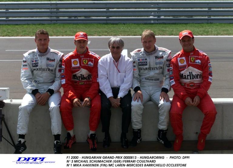 Ecclestone még 35 évig a Forma-1 élén marad?