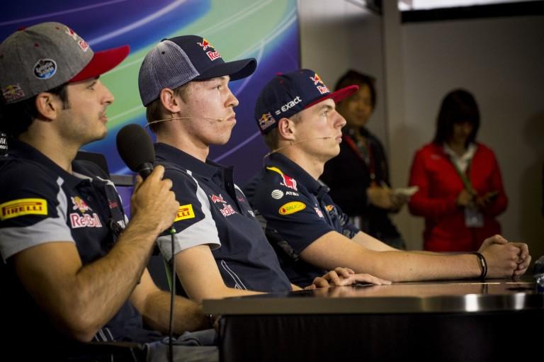 Sainz: csak a jók élhetik túl a Red Bull tehetséggondozó programját