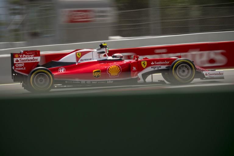 Ferrari: Räikkönen sorsa a saját kezében van