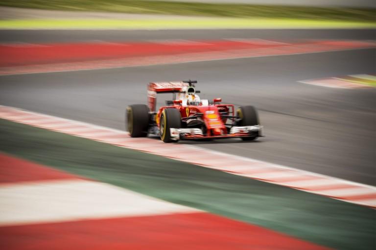 A Ferrari miért lassú Barcelonában?