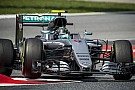 Rosberg elismeri, a motorja rossz módban volt, de Ő a megszokott módon védekezett!