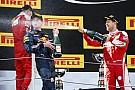 Sziporkázás a sajtóeseményen: Vettel arra számított, Verstappen lakókocsit fog húzni a futamon