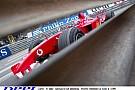 Barrichello a Ferrarival a 2002-es Monacói Nagydíjon: mintha gyors lenne...
