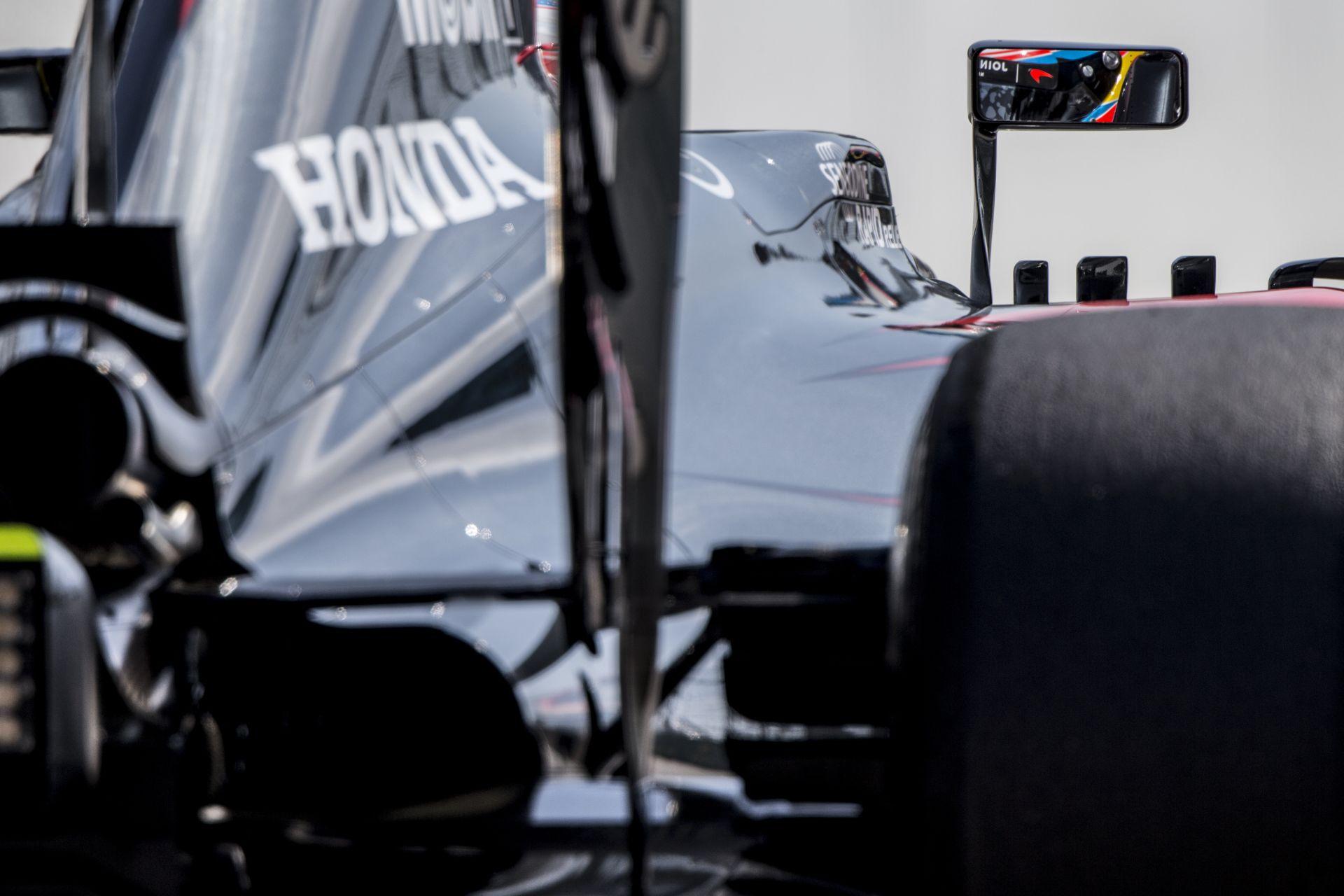 Mégis kicserélik a Honda motort Alonso McLarenjében Monacóra…
