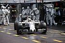 A Williams nagyon csalódott: 1 pont Monacóban