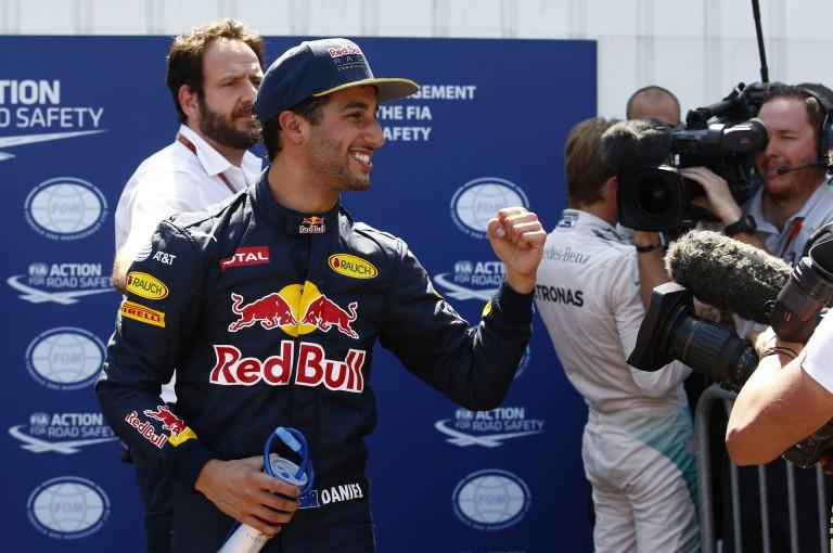 """Ricciardo: """"Az én ki*aszott időm!"""""""