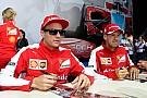 Räikkönen nem haragszik Vettelre az első kanyaros incidens miatt!