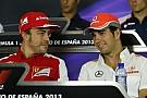 Perez szerint a Ferrari idén esélytelen a Mercedes ellen!