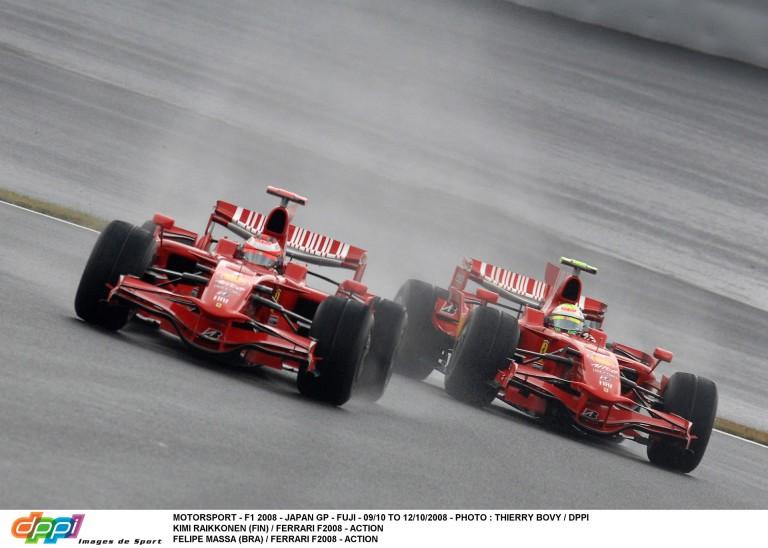 Massa eddig csak Raikkönent és Villeneuve-öt tudta legyőzni