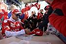 """Ferrari: """"Ha nem kockáztatunk, soha nem győzzük le a Mercedest"""""""