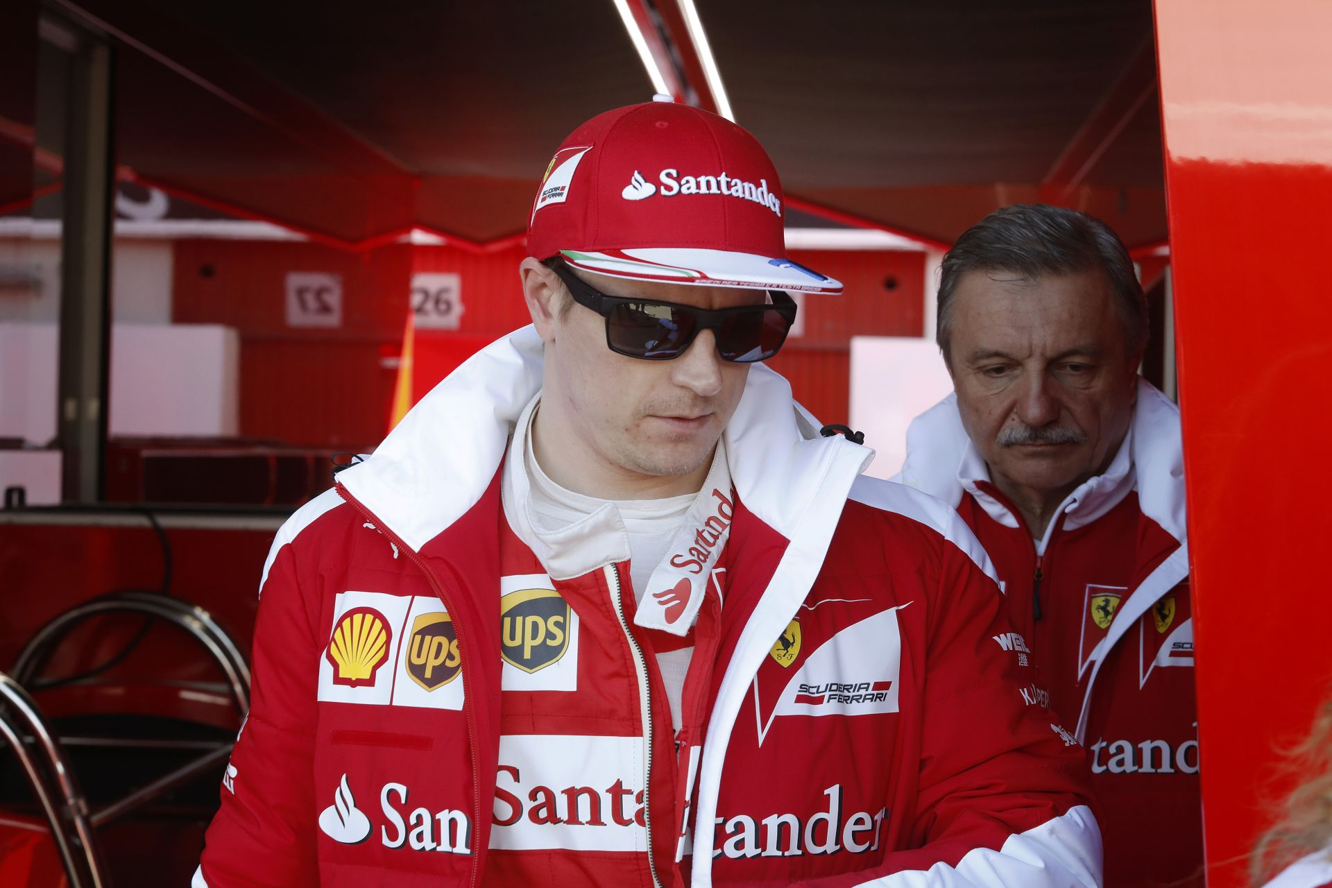 """Raikkönen: """"Jó az új Ferrari, de majd Ausztráliában kiderül, mennyire"""""""