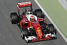 Räikkönen a legjobb tesztnappal köszönt el a felkészüléstől