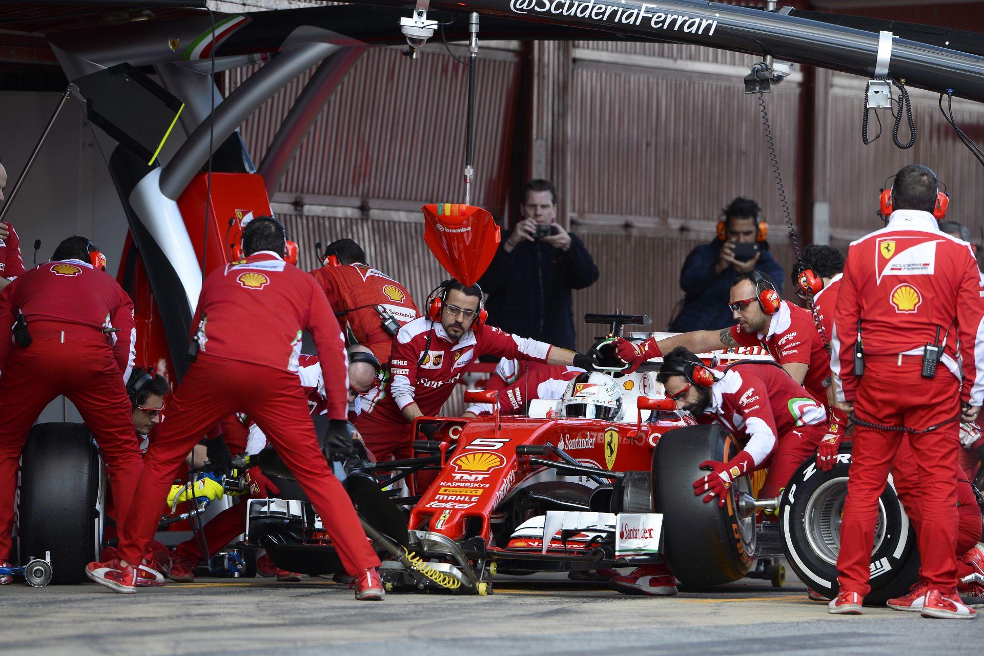 WOW: Vettel olaszul ad interjút