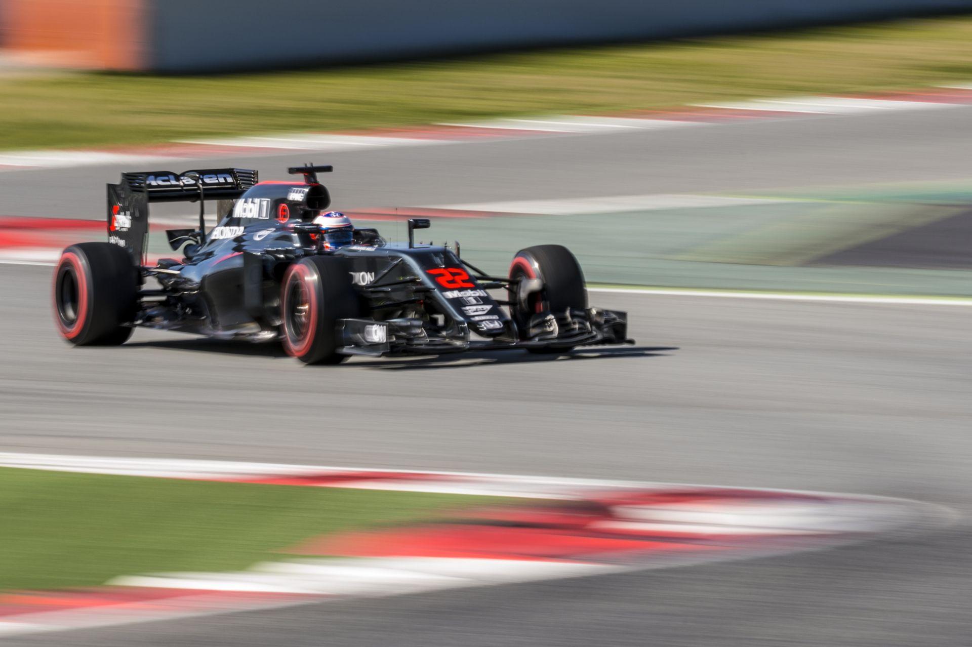 Majdnem 6 perc csak McLaren-Honda: az MP4-31 hangja