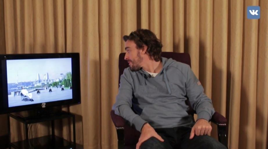 Alonso sokfelé járt tavaly, többek között a Holdon is