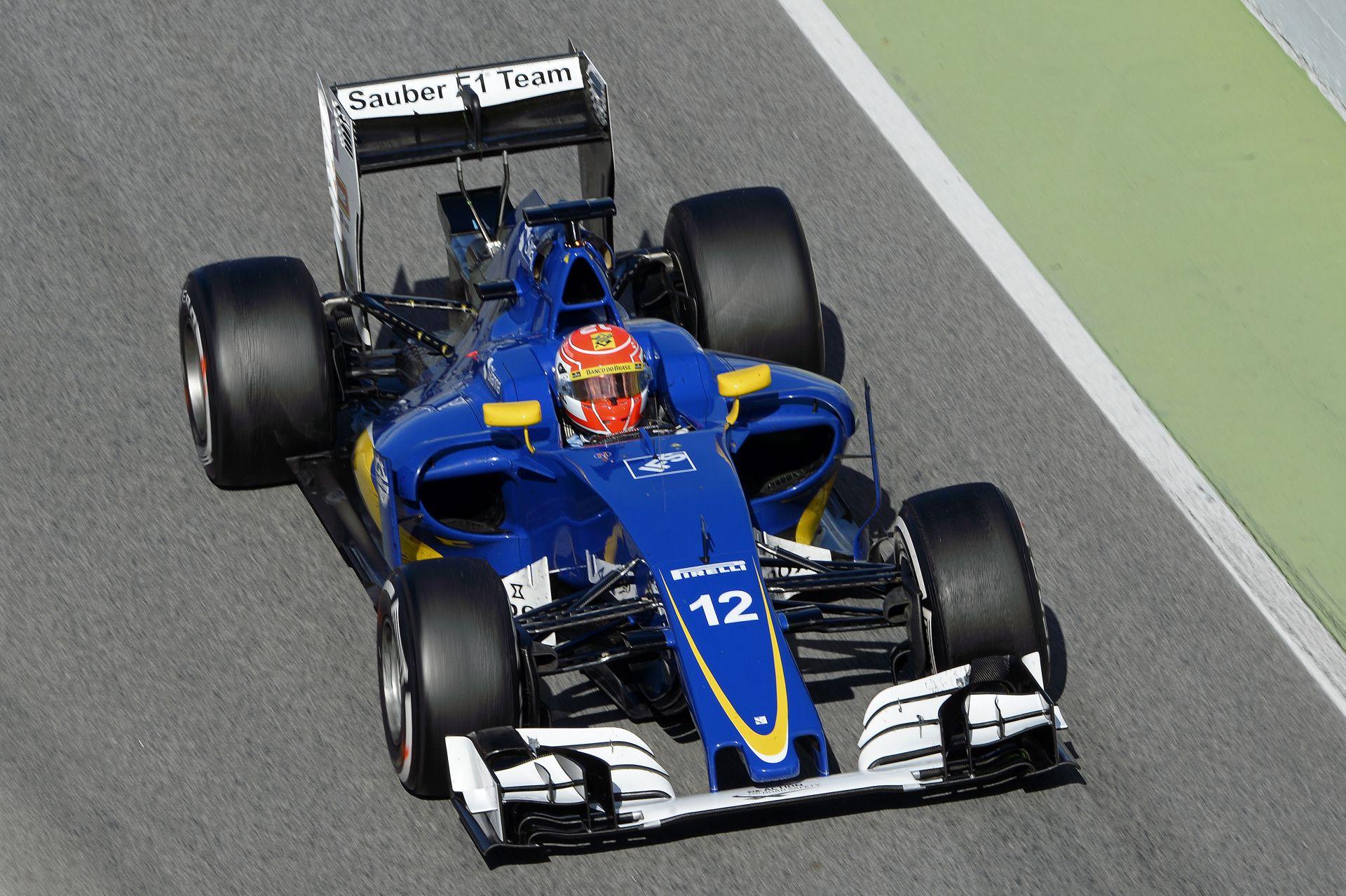 A Sauber toronymagasan a legcsúnyább, de valóban a Ferrari a legszebb?