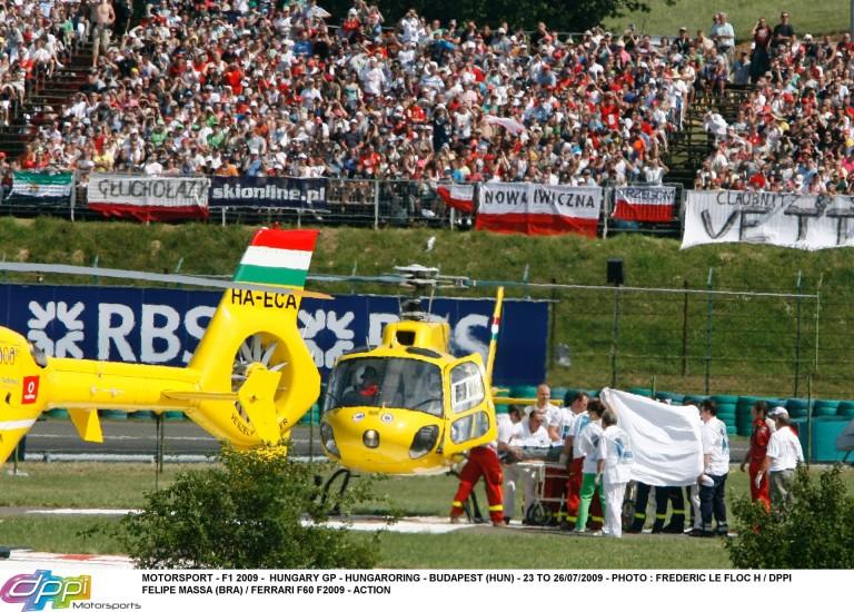 Nem fér hozzá kétség, Massa baleseténél hatástalan lett volna a Halo