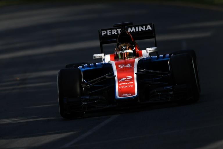 WOW: a Manor újonca a 12. leggyorsabb volt az Ausztrál Nagydíjon