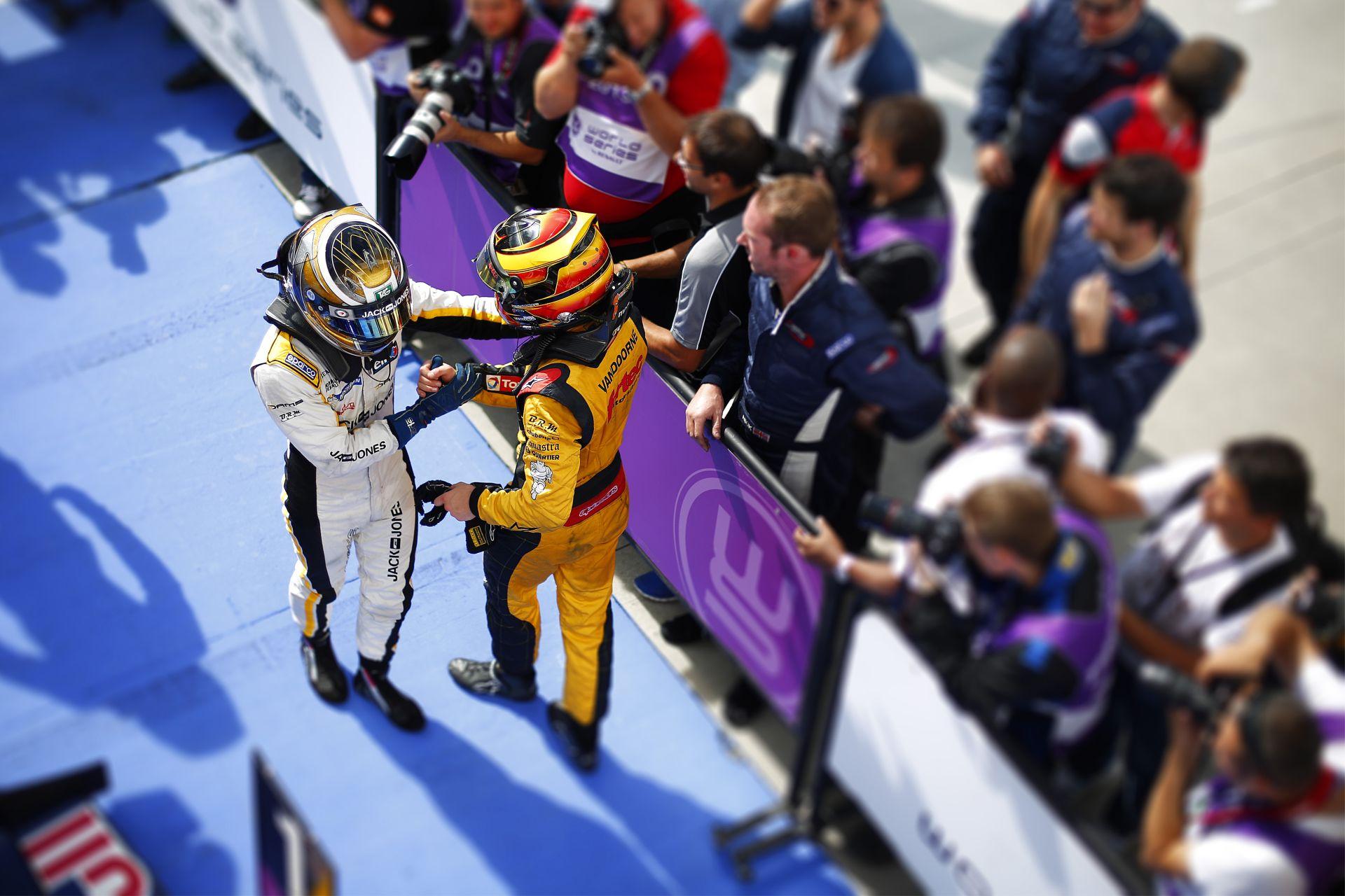 A Renault először nem is Magnussent akarta második versenyzőjének!