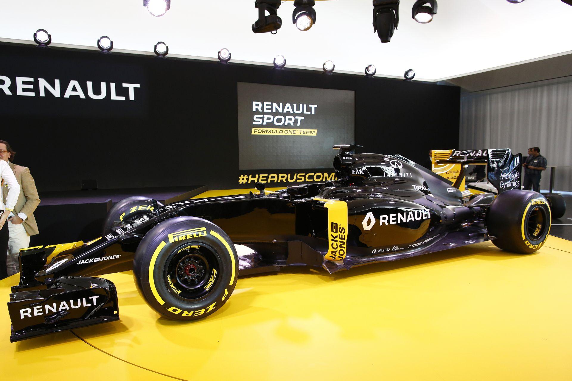 Az Ilmor lehet a siker kicsi kulcsa a Renault-nál!