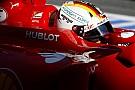 Vettel kezd az új Ferrarival Barcelonában